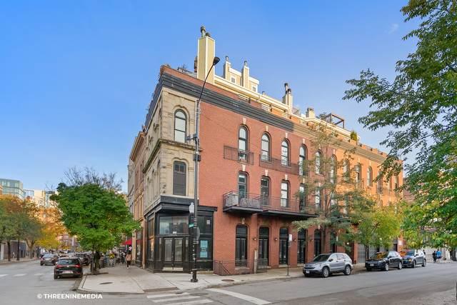 7 S Aberdeen Street 2B, Chicago, IL 60607 (MLS #10916207) :: Helen Oliveri Real Estate