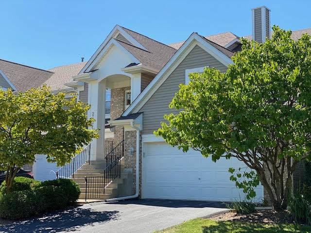 2637 Old Woods Trail #2637, Plainfield, IL 60586 (MLS #10916216) :: Ani Real Estate