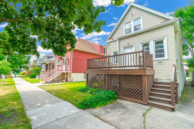 1123 S East Avenue, Oak Park, IL 60304 (MLS #10916272) :: Helen Oliveri Real Estate