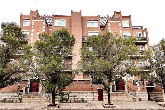 816 W Hubbard Street #2, Chicago, IL 60642 (MLS #10916285) :: RE/MAX Next