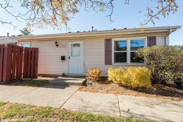 1776 Marquette Lane #5671, Hoffman Estates, IL 60169 (MLS #10916297) :: BN Homes Group