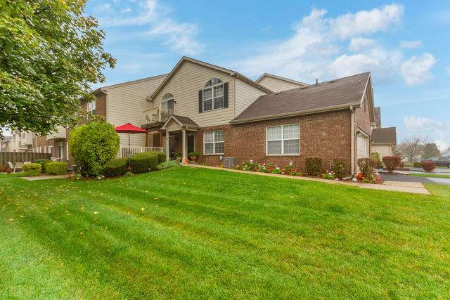 5201 Glenbrook Trail #5201, Mchenry, IL 60050 (MLS #10916337) :: Ani Real Estate