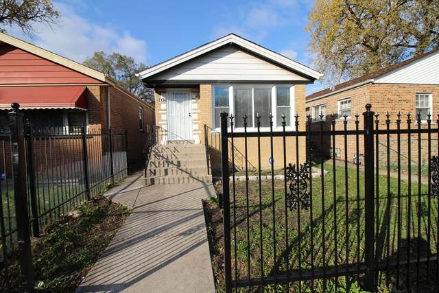 2136 W 73rd Street, Chicago, IL 60636 (MLS #10916352) :: Ani Real Estate