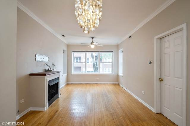 3110 W Belle Plaine Avenue #1, Chicago, IL 60618 (MLS #10916357) :: Ani Real Estate
