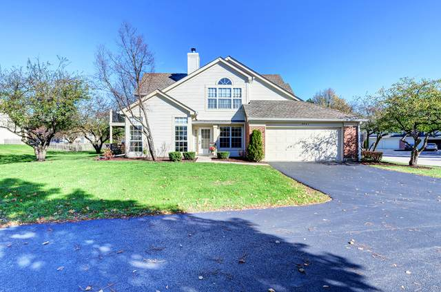 354 Ashford Circle #1, Bartlett, IL 60103 (MLS #10916421) :: Helen Oliveri Real Estate