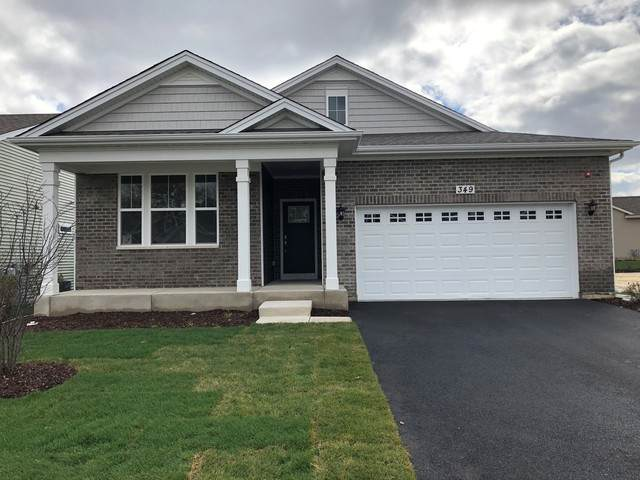 349 South Fork Drive, Gurnee, IL 60031 (MLS #10916483) :: O'Neil Property Group