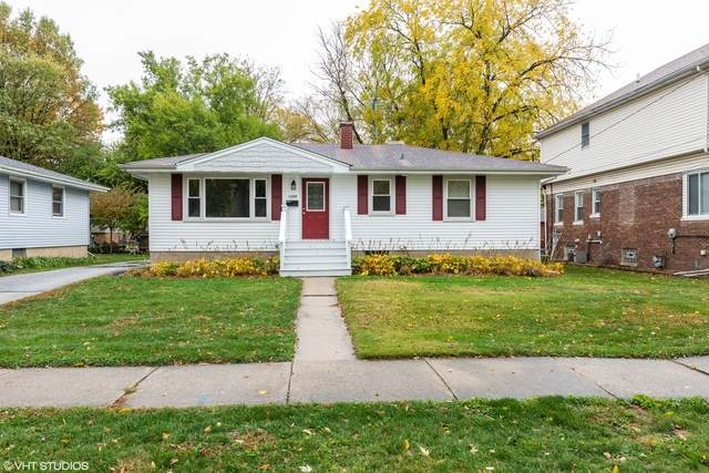 1329 Olive Road, Homewood, IL 60430 (MLS #10916489) :: The Wexler Group at Keller Williams Preferred Realty