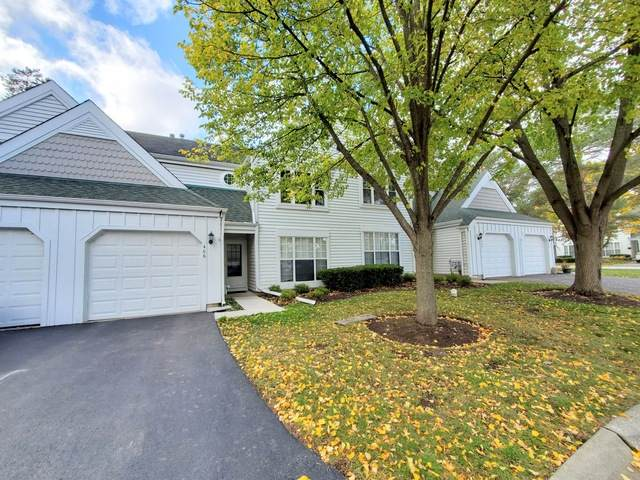 406 Hill Court 18-02, Wauconda, IL 60084 (MLS #10916490) :: O'Neil Property Group