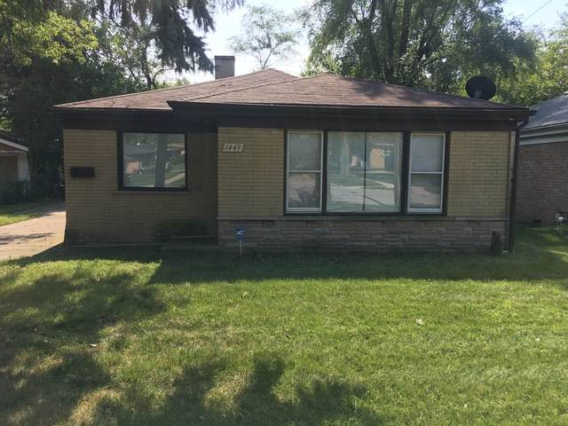 1449 Kasten Drive, Dolton, IL 60419 (MLS #10916493) :: Helen Oliveri Real Estate