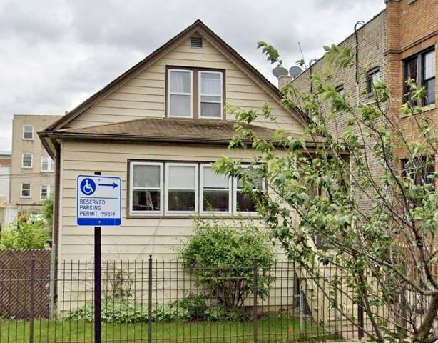 3729 W Giddings Street, Chicago, IL 60625 (MLS #10916544) :: Property Consultants Realty