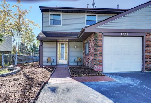 1721 Fulton Lane, Hanover Park, IL 60133 (MLS #10916549) :: Angela Walker Homes Real Estate Group