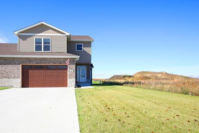 2065 Waters Edge Drive, Minooka, IL 60447 (MLS #10916558) :: Suburban Life Realty