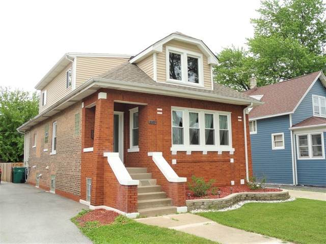 3831 East Avenue, Berwyn, IL 60402 (MLS #10916645) :: O'Neil Property Group
