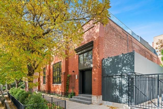 1010 W George Street, Chicago, IL 60657 (MLS #10916776) :: BN Homes Group
