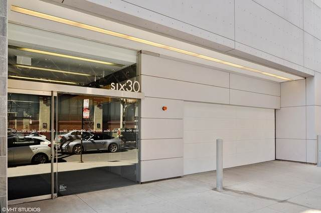 630 N Franklin Street #519, Chicago, IL 60654 (MLS #10916889) :: Touchstone Group