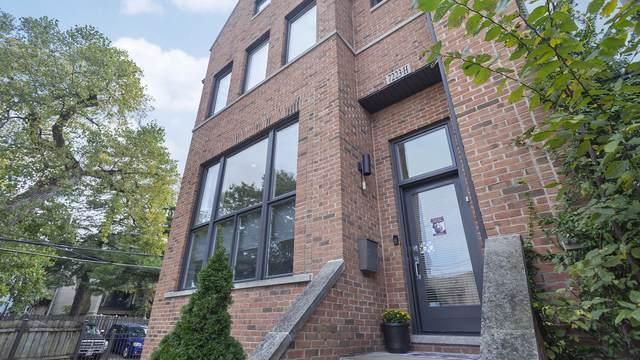 7223 N Hamilton Avenue H, Chicago, IL 60645 (MLS #10916908) :: RE/MAX Next