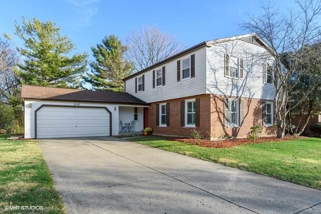 1516 Apache Drive, Naperville, IL 60563 (MLS #10916958) :: Helen Oliveri Real Estate