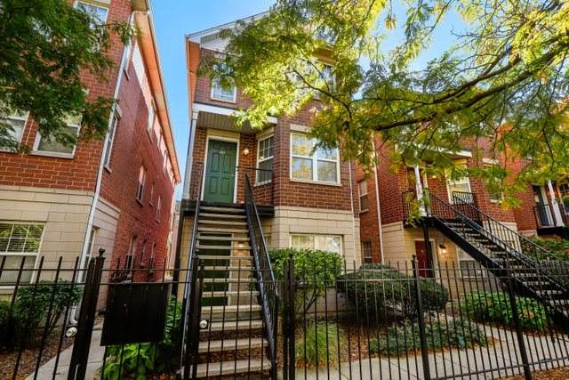 643 W Elm Street C, Chicago, IL 60610 (MLS #10916991) :: BN Homes Group