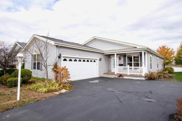45 Rocking Horse Lane, Grayslake, IL 60030 (MLS #10916997) :: Lewke Partners