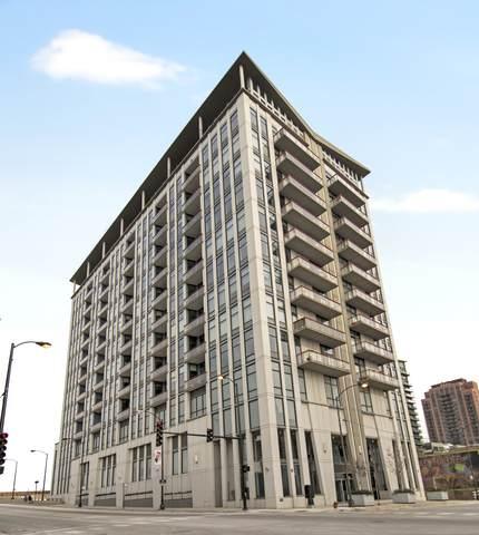 740 W Fulton Street #702, Chicago, IL 60661 (MLS #10917009) :: RE/MAX Next