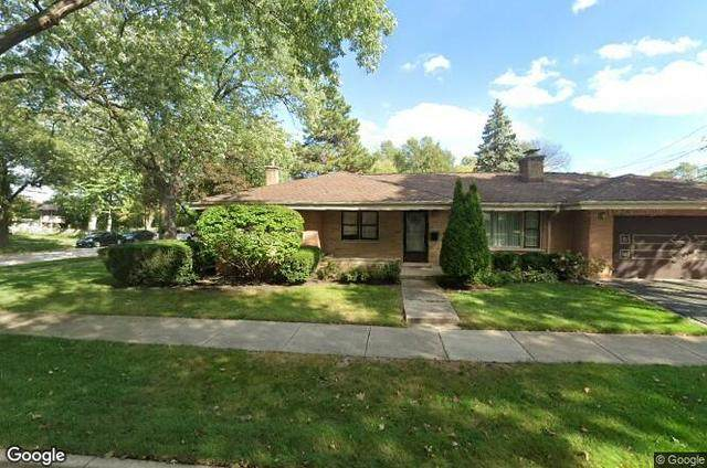 7121 Lavergne Avenue, Skokie, IL 60077 (MLS #10917012) :: Helen Oliveri Real Estate