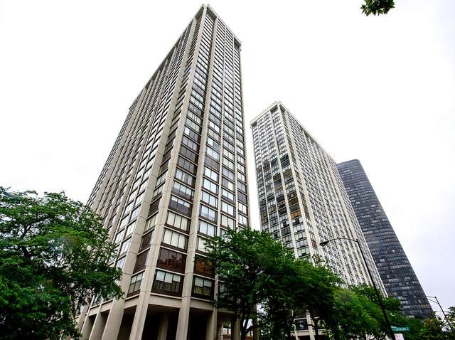 5455 N Sheridan Road #3111, Chicago, IL 60640 (MLS #10917039) :: Helen Oliveri Real Estate