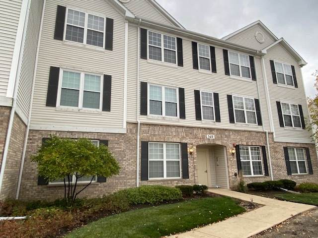 149 N Waters Edge Drive A, Glendale Heights, IL 60139 (MLS #10917056) :: The Wexler Group at Keller Williams Preferred Realty