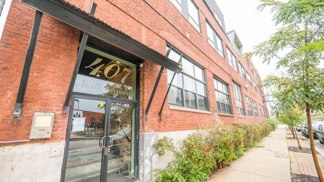 407 N Elizabeth Street #205, Chicago, IL 60642 (MLS #10917104) :: The Wexler Group at Keller Williams Preferred Realty