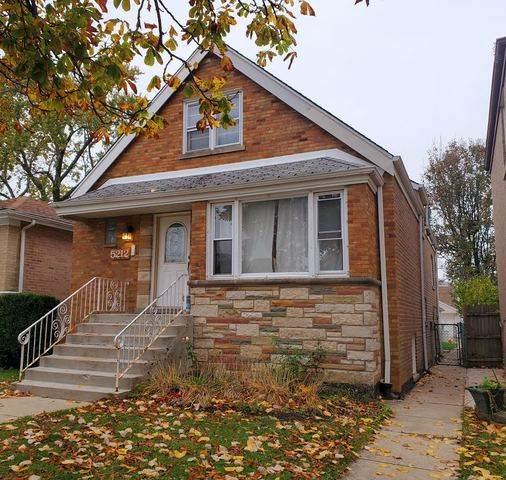 Chicago, IL 60632 :: Helen Oliveri Real Estate
