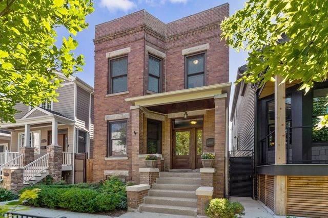 2037 W Cuyler Avenue, Chicago, IL 60618 (MLS #10917180) :: Suburban Life Realty
