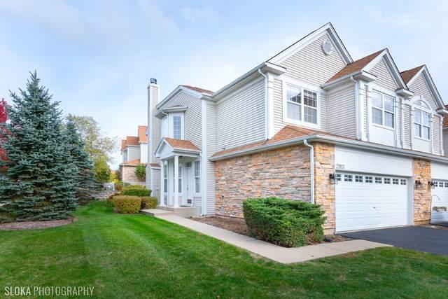 2913 Talaga Drive #2913, Algonquin, IL 60102 (MLS #10917191) :: Jacqui Miller Homes