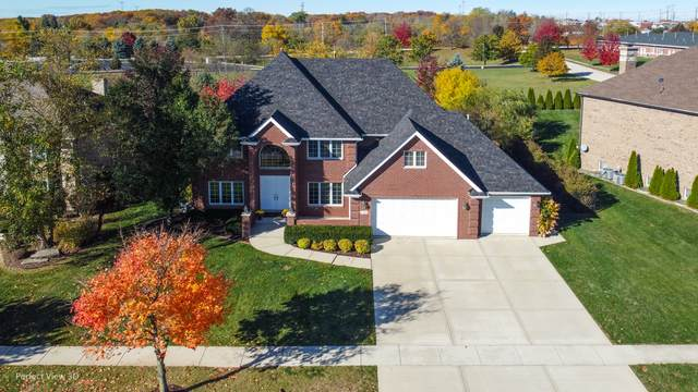 16008 Josef Drive, Homer Glen, IL 60491 (MLS #10917194) :: Schoon Family Group