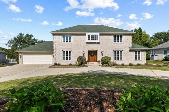 168 Saddle Brook Drive, Oak Brook, IL 60523 (MLS #10917228) :: Littlefield Group