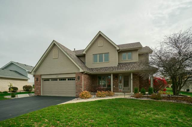 764 Lexington Court, New Lenox, IL 60451 (MLS #10917469) :: Littlefield Group