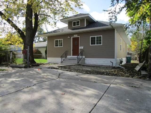 519 S Desplaines Street, Joliet, IL 60436 (MLS #10917471) :: Touchstone Group