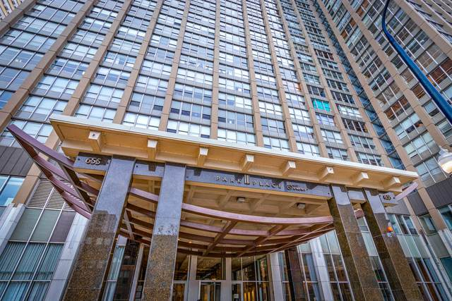 655 W Irving Park Road #2605, Chicago, IL 60613 (MLS #10917484) :: Lewke Partners