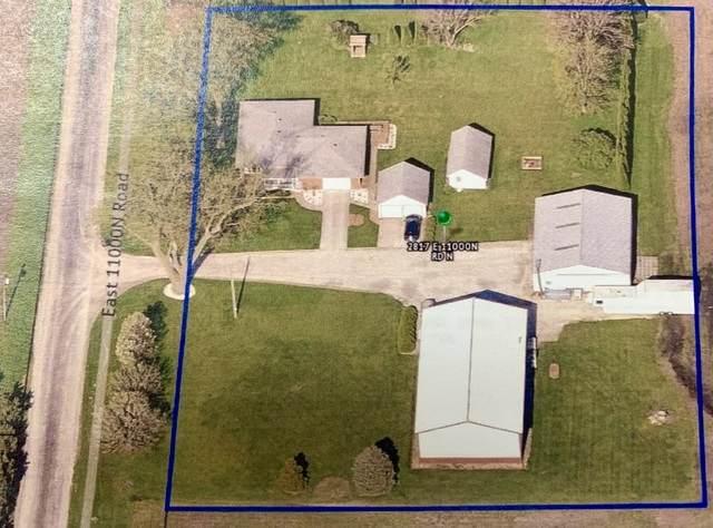 2817 E 11000 North Road, Manteno, IL 60950 (MLS #10917496) :: Touchstone Group
