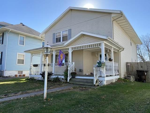 616 E Sangamon Avenue, Rantoul, IL 61866 (MLS #10917504) :: Ryan Dallas Real Estate