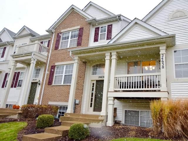 24636 George Washington Drive, Plainfield, IL 60544 (MLS #10917522) :: Touchstone Group