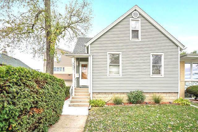 4822 N Normandy Avenue, Chicago, IL 60656 (MLS #10917575) :: Helen Oliveri Real Estate