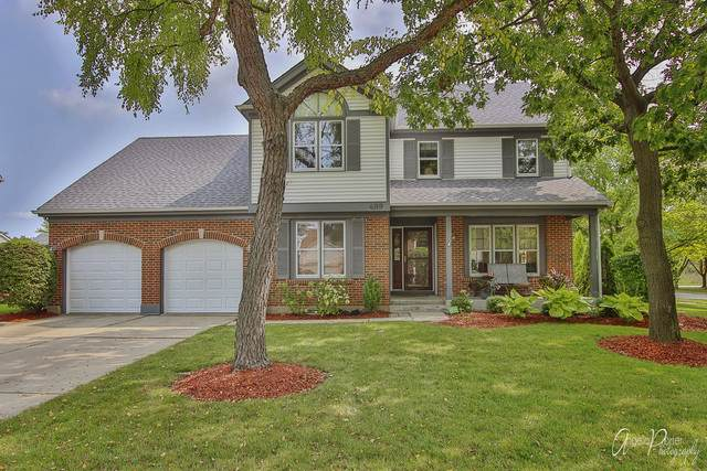 499 Satinwood Terrace, Buffalo Grove, IL 60089 (MLS #10917612) :: Helen Oliveri Real Estate