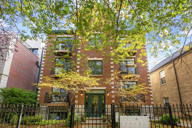 917 N Honore Street 1S, Chicago, IL 60622 (MLS #10917619) :: The Wexler Group at Keller Williams Preferred Realty