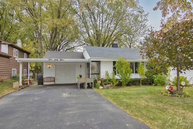 933 N Midlothian Road, Mundelein, IL 60060 (MLS #10917655) :: Helen Oliveri Real Estate