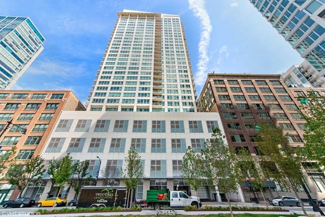 701 S Wells Street #2804, Chicago, IL 60607 (MLS #10917663) :: The Wexler Group at Keller Williams Preferred Realty