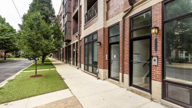 2112 W Rice Street #1, Chicago, IL 60622 (MLS #10917715) :: RE/MAX Next