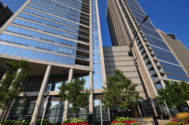 600 N Lake Shore Drive #1212, Chicago, IL 60611 (MLS #10917720) :: Lewke Partners