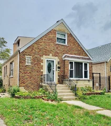 4828 W Wellington Avenue, Chicago, IL 60641 (MLS #10917721) :: BN Homes Group