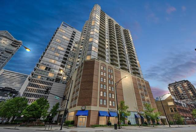 645 N Kingsbury Street #2605, Chicago, IL 60654 (MLS #10917781) :: The Wexler Group at Keller Williams Preferred Realty