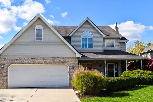 549 Deerfield Lane, New Lenox, IL 60451 (MLS #10917814) :: Century 21 Affiliated