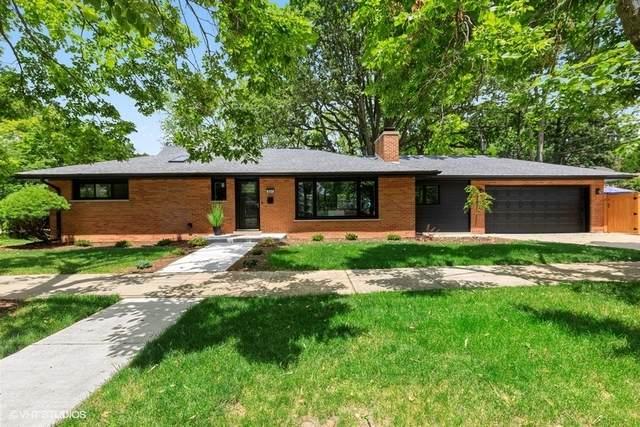 801 N Stone Avenue, La Grange Park, IL 60526 (MLS #10917821) :: Lewke Partners
